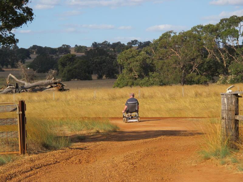 Living with ALS in RuralAmerica