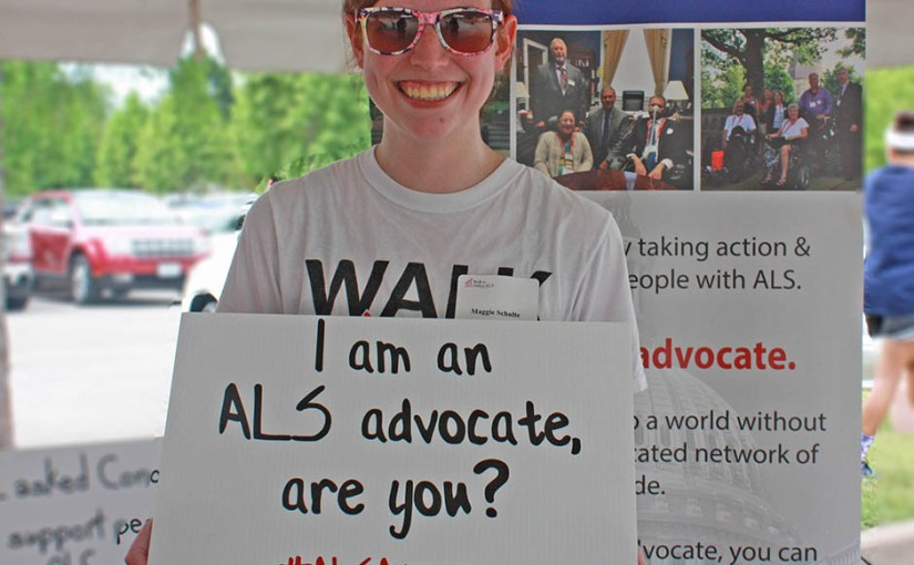 ALS Advocacy: Why It's Important and What You Can Do to Make a Difference