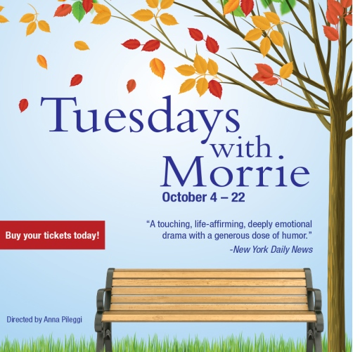 Tuesdays with Morrie FB Post