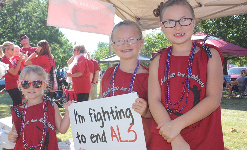 Telling Children About ALS
