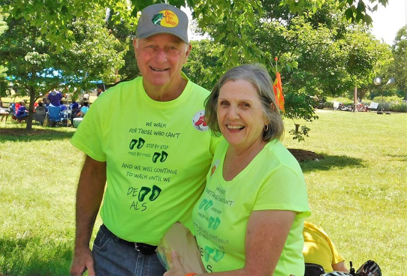 Don and Claire Bratcher: Imagining a World without ALS
