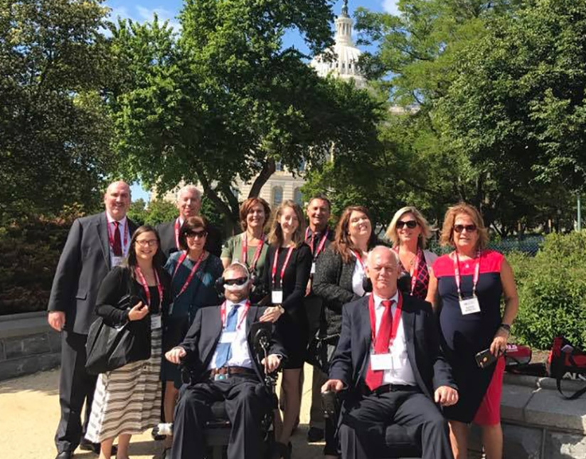 ALS Advocates Will Make Their Voices Heard