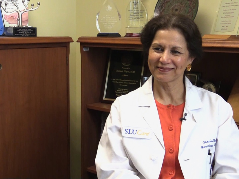 Nine Questions with Dr. Ghazala Hayat
