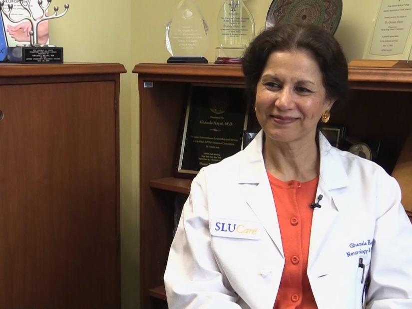 Nine Questions with Dr. GhazalaHayat