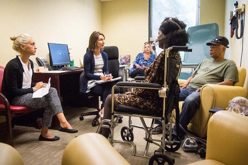 The ALS Association Clinical Programs – Multidisciplinary TeamApproach