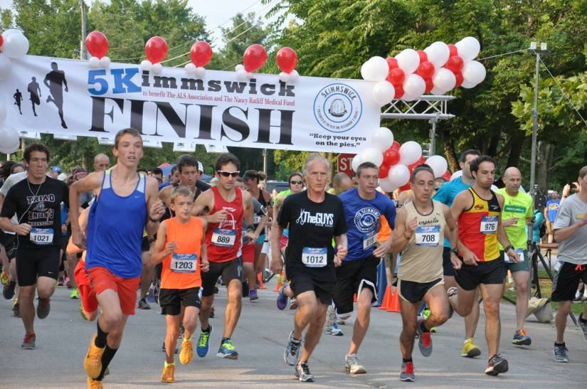 The Kimmswick 5k: A Family Honors Their Mother's Memory