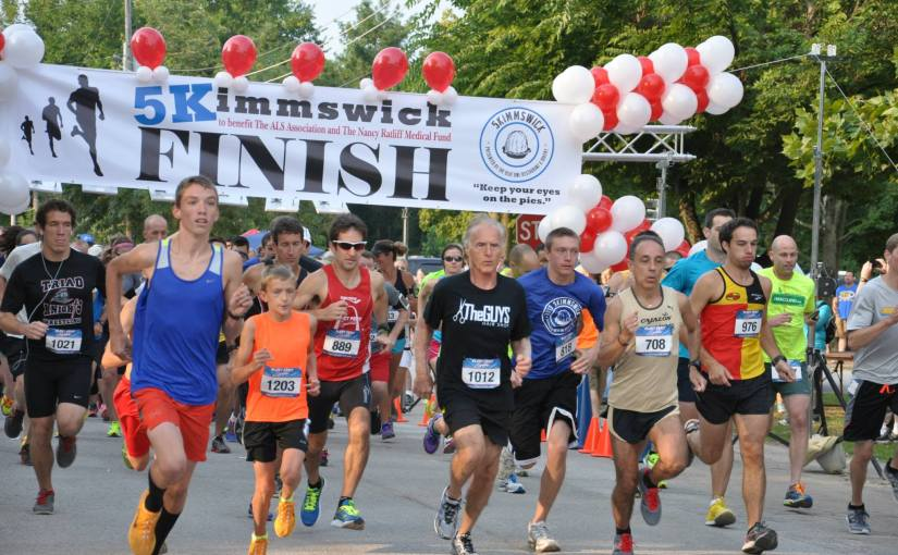 The Kimmswick 5k: A Family Honors Their Mother'sMemory