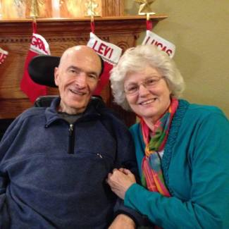 Don and Saundra Stewart