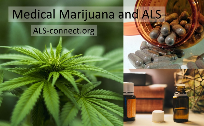 Using Medical Marijuana to Treat ALS Symptoms