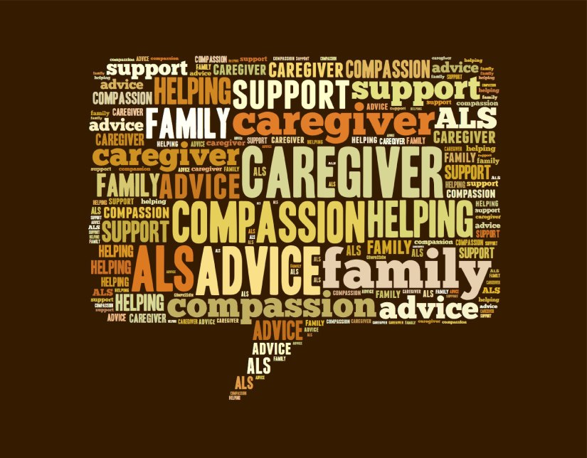 Caregiver Advice from Caregivers for People withALS