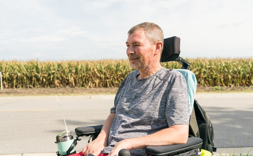 Portraits of ALS: Veteran SeanNolan