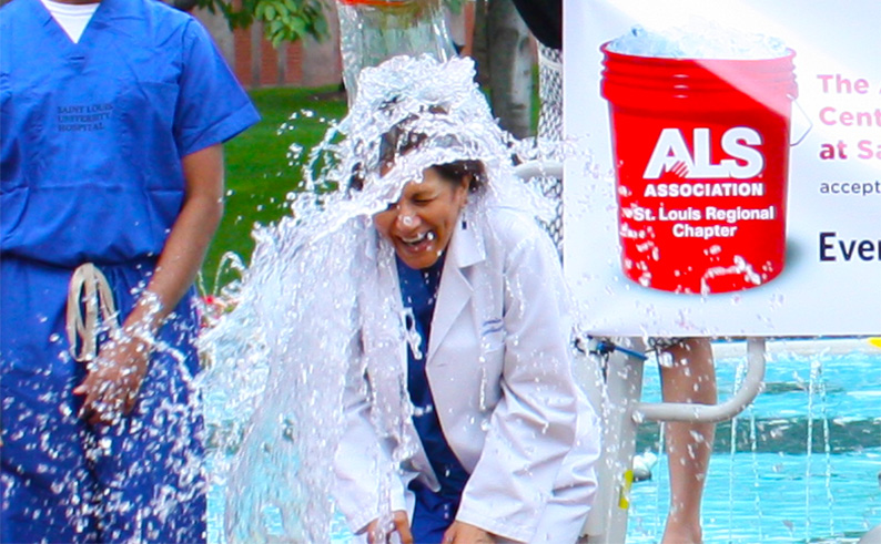 Five Years Later—Dr. Hayat Remembers the Ice Bucket Challenge