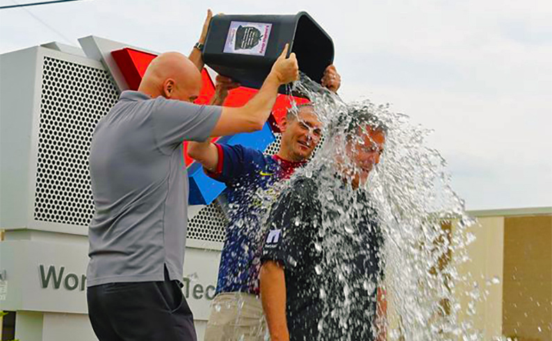 Five Years Later—The Ice Bucket Challenge & Corporate Partners
