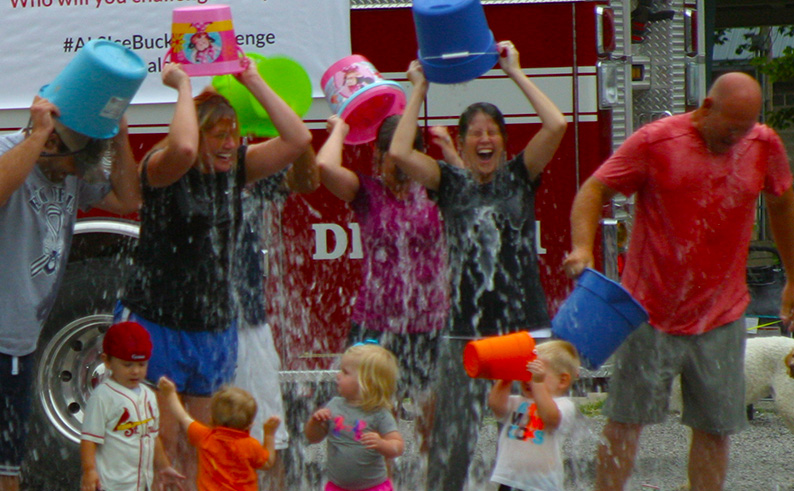 Five Years Later—The Ice Bucket Challenge and YOU!