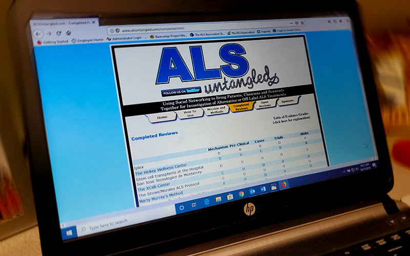 ALSUntangled—Making Sense of Alternative ALS Treatments