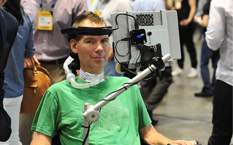 """You made me want to live.""—How Eye Gaze Technology Can Help Keep Life Fulfilling for People with ALS"