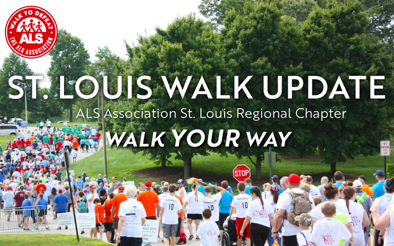 Walk Your Way—The 2020 Walk to Defeat ALS Will Be Everywhere