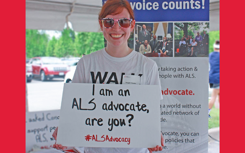 Bringing About Real Change Step-by-Step: What it Means to Be an ALS Advocate