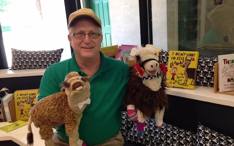 On Llamas, ALS, and Love—Author Finds His Own Way to GiveBack